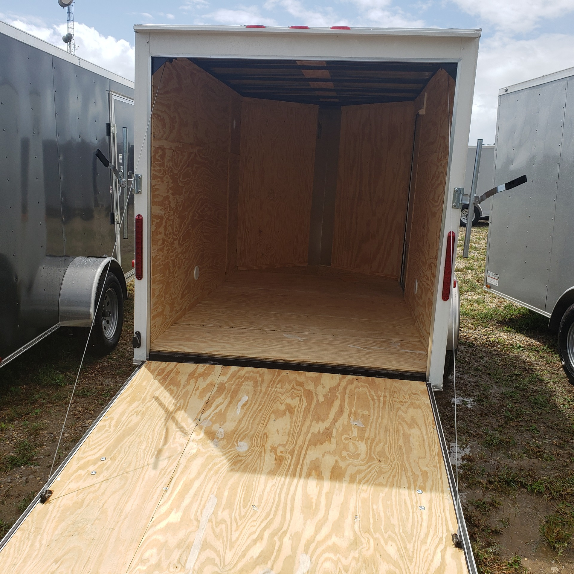 2020 Cargo Craft Trailers 6 x 12 RANGER VECTOR in Pearl River, Louisiana - Photo 3