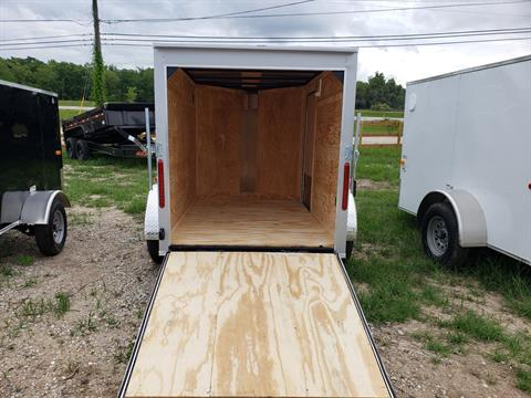 2019 Cargo Craft Trailers 6 X 10 Ranger Vector in Pearl River, Louisiana - Photo 2