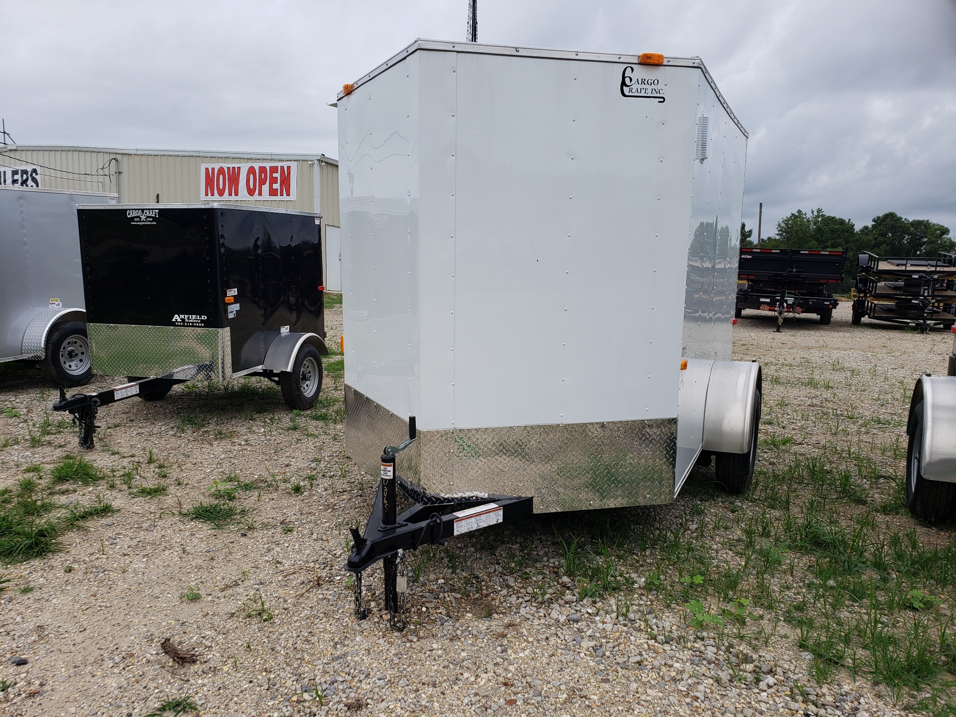 2019 Cargo Craft Trailers 6 X 10 Ranger Vector in Pearl River, Louisiana - Photo 1