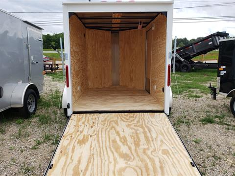 2019 Cargo Craft Trailers 6 X 10 Ranger Vector in Pearl River, Louisiana - Photo 4