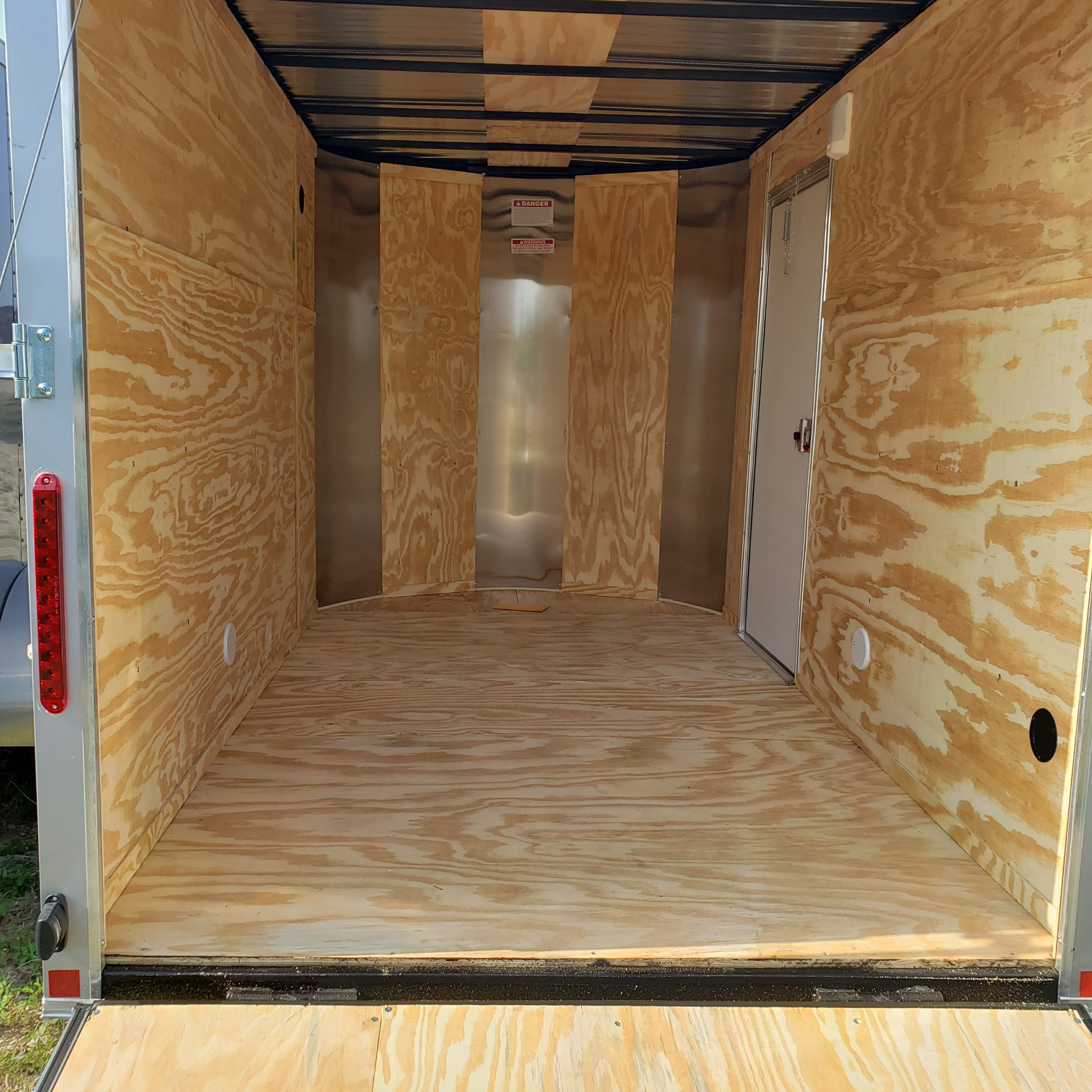 2020 Cargo Craft Trailers 6 x 12 CARGO CRAFT ENCLOSED in Pearl River, Louisiana - Photo 5