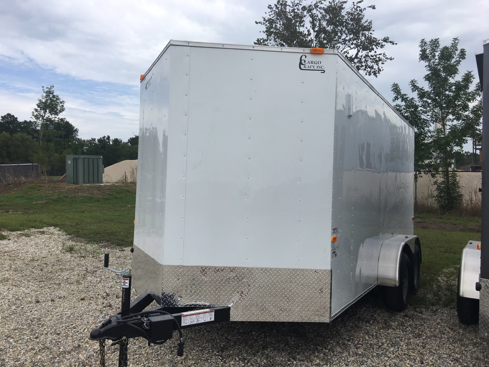 2019 Cargo Craft Trailers 7 x 16 Ranger Vector in Pearl River, Louisiana - Photo 1