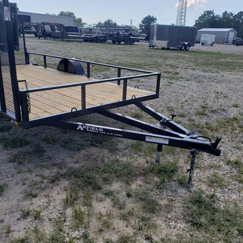 2020 Cargo Craft Trailers 7 X 14 UTILITY in Pearl River, Louisiana - Photo 4