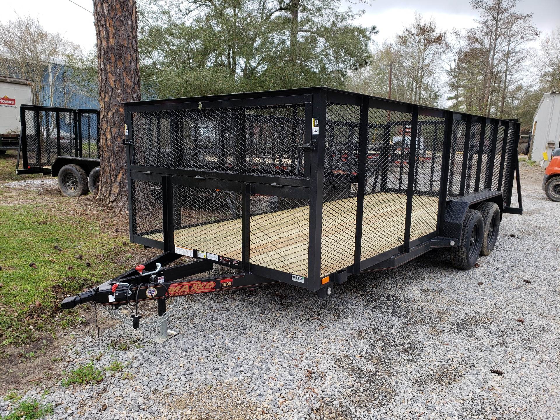 2019 MaxxD Trailers 18X83 in Pearl River, Louisiana - Photo 1