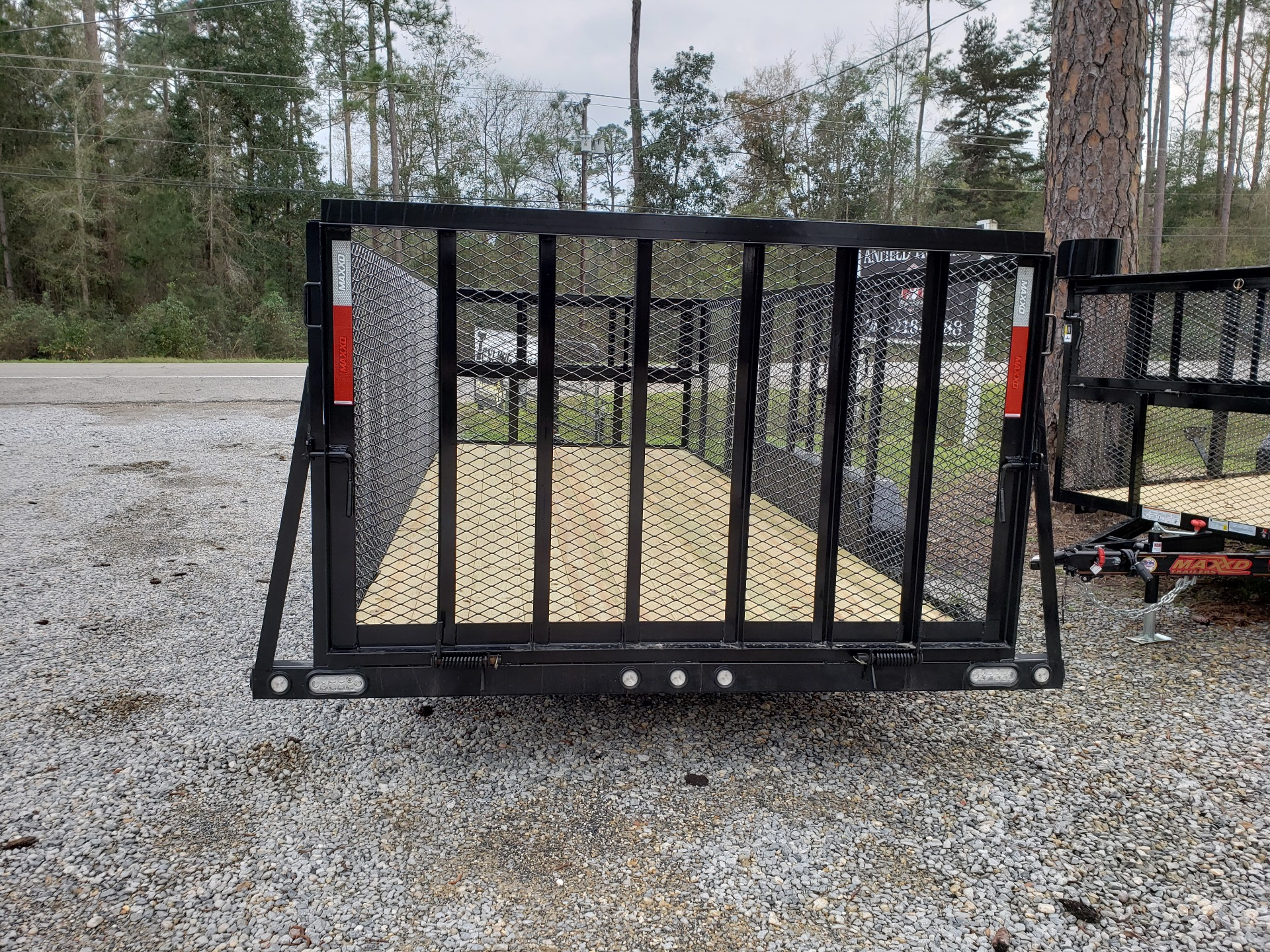 2019 MaxxD Trailers 18X83 in Pearl River, Louisiana - Photo 4