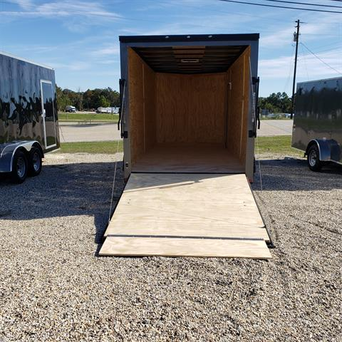 2020 Spartan Trailers SPARTAN 7 X 16 TANDEM AXLE in Pearl River, Louisiana - Photo 3