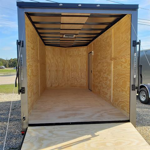 2020 Spartan Trailers SPARTAN 7 X 16 TANDEM AXLE in Pearl River, Louisiana - Photo 4