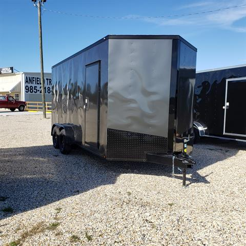 2020 Spartan Trailers SPARTAN 7 X 16 TANDEM AXLE in Pearl River, Louisiana - Photo 1