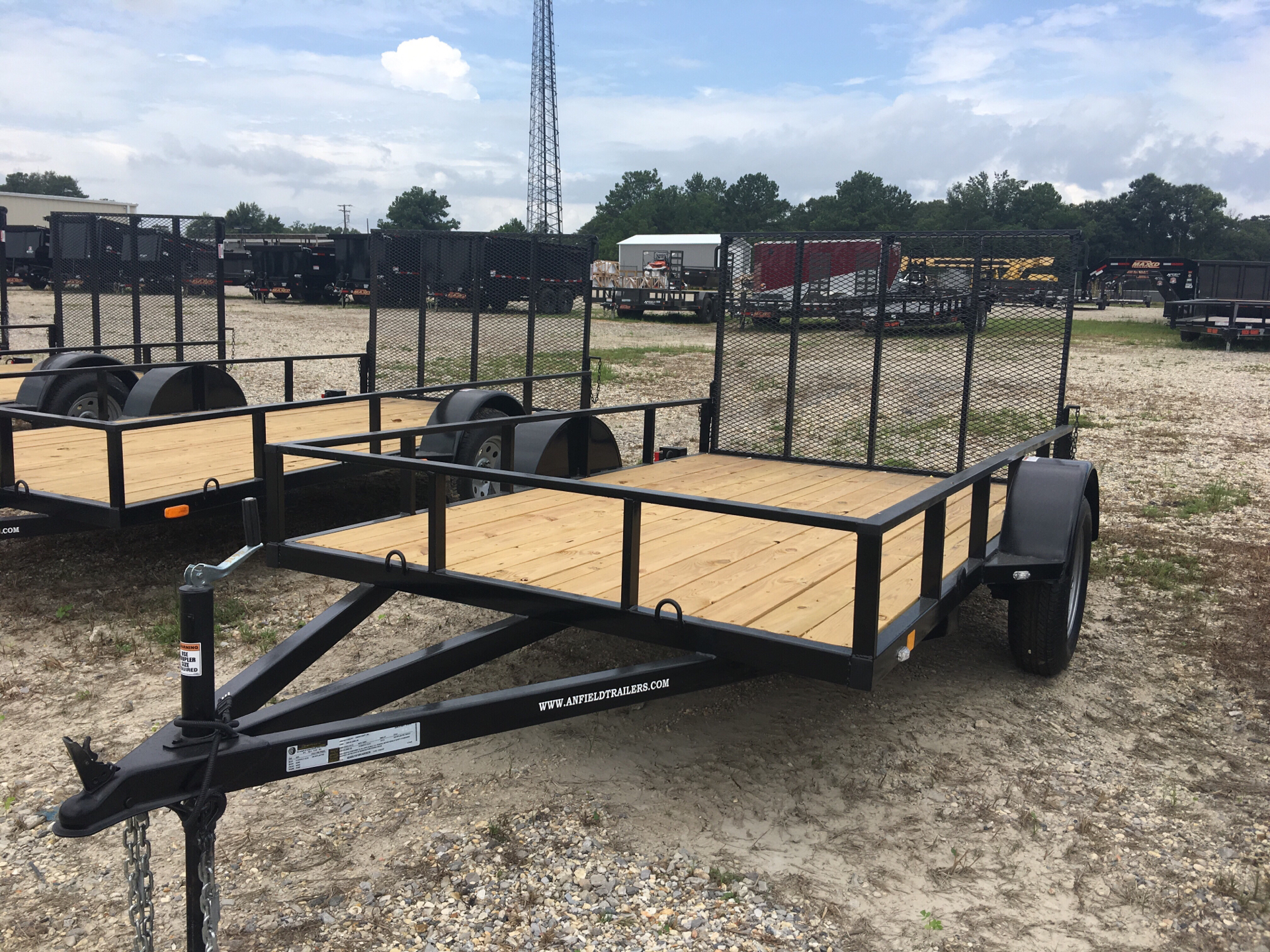 2019 Cargo Craft Trailers UT7610 in Pearl River, Louisiana