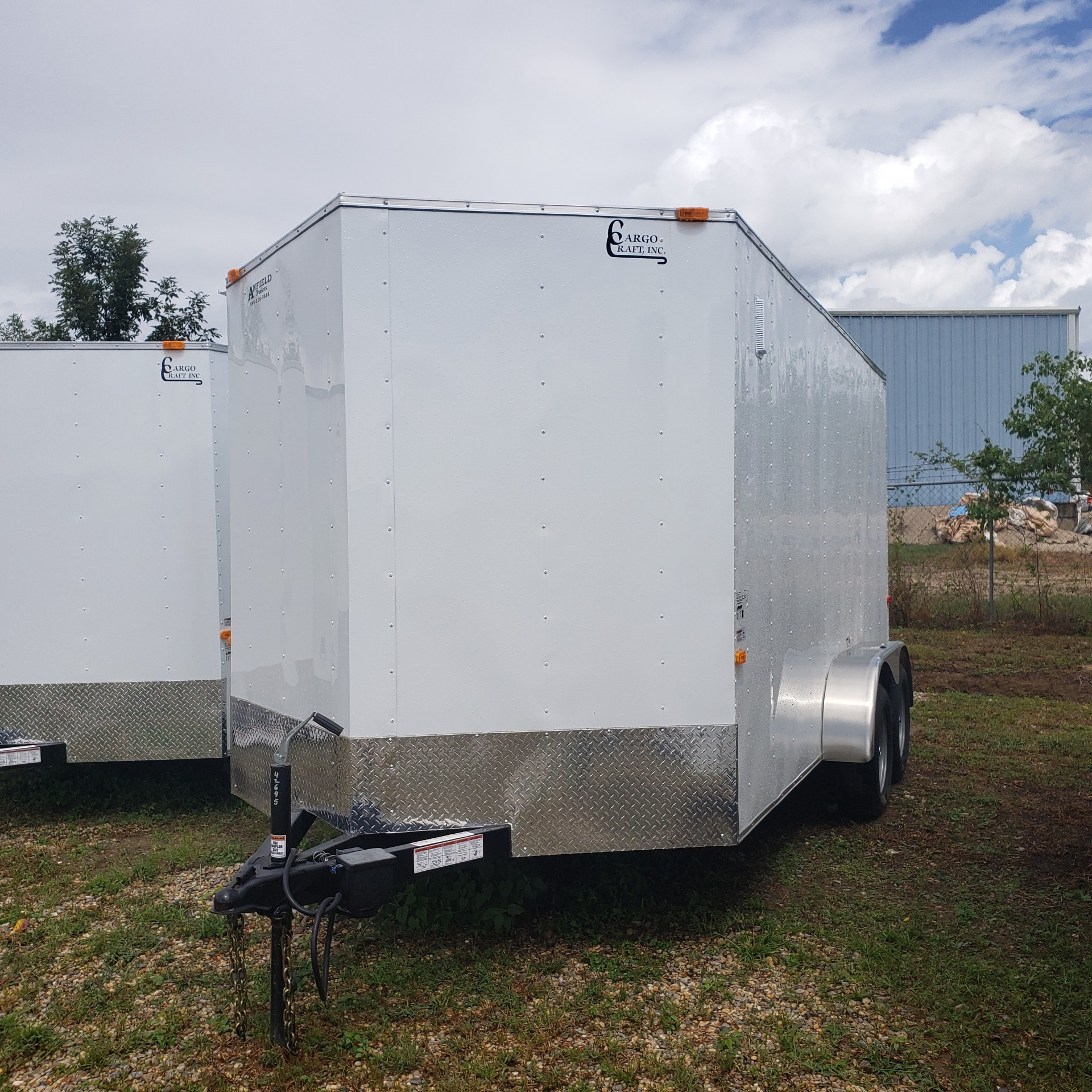 2020 Cargo Craft Trailers 7 X 16 RANGER VECTOR in Pearl River, Louisiana - Photo 1