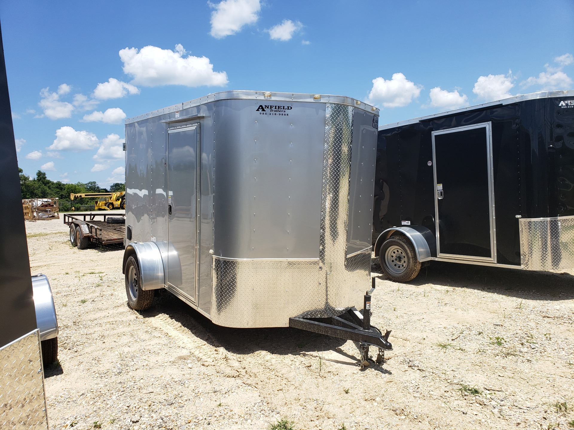 2019 Cargo Craft Trailers 6 X 12 ELITE VECTOR in Pearl River, Louisiana - Photo 1