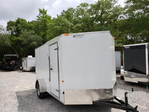 2019 Cargo Craft Trailers 7 X 14 CARGO CRAFT RANGER VECTOR in Pearl River, Louisiana - Photo 1