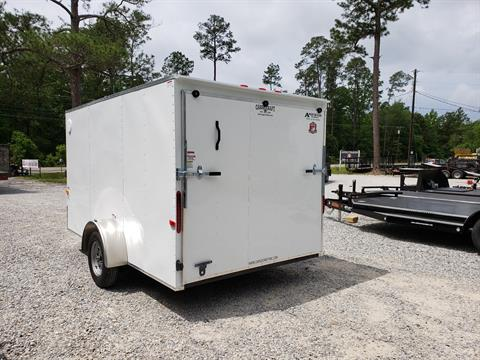 2019 Cargo Craft Trailers 7 X 14 CARGO CRAFT RANGER VECTOR in Pearl River, Louisiana - Photo 3