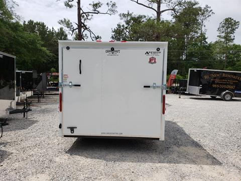 2019 Cargo Craft Trailers 7 X 14 CARGO CRAFT RANGER VECTOR in Pearl River, Louisiana - Photo 4