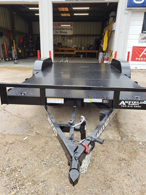 2019 MaxxD Trailers 16 x 83 WS Channel Carhauler in Pearl River, Louisiana - Photo 1