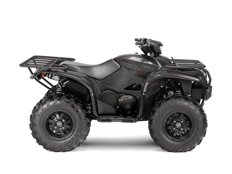 2016 Yamaha Kodiak 700 EPS SE in Lowell, North Carolina