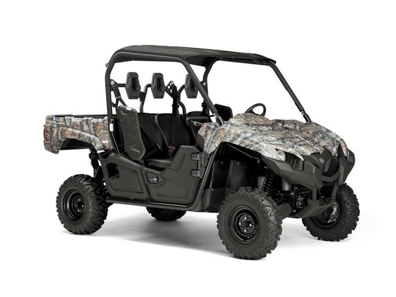 2016 Yamaha Viking EPS Camo in Lowell, North Carolina