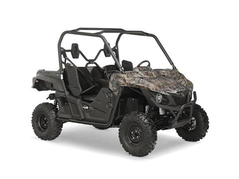 2016 Yamaha Wolverine Camo in Lowell, North Carolina