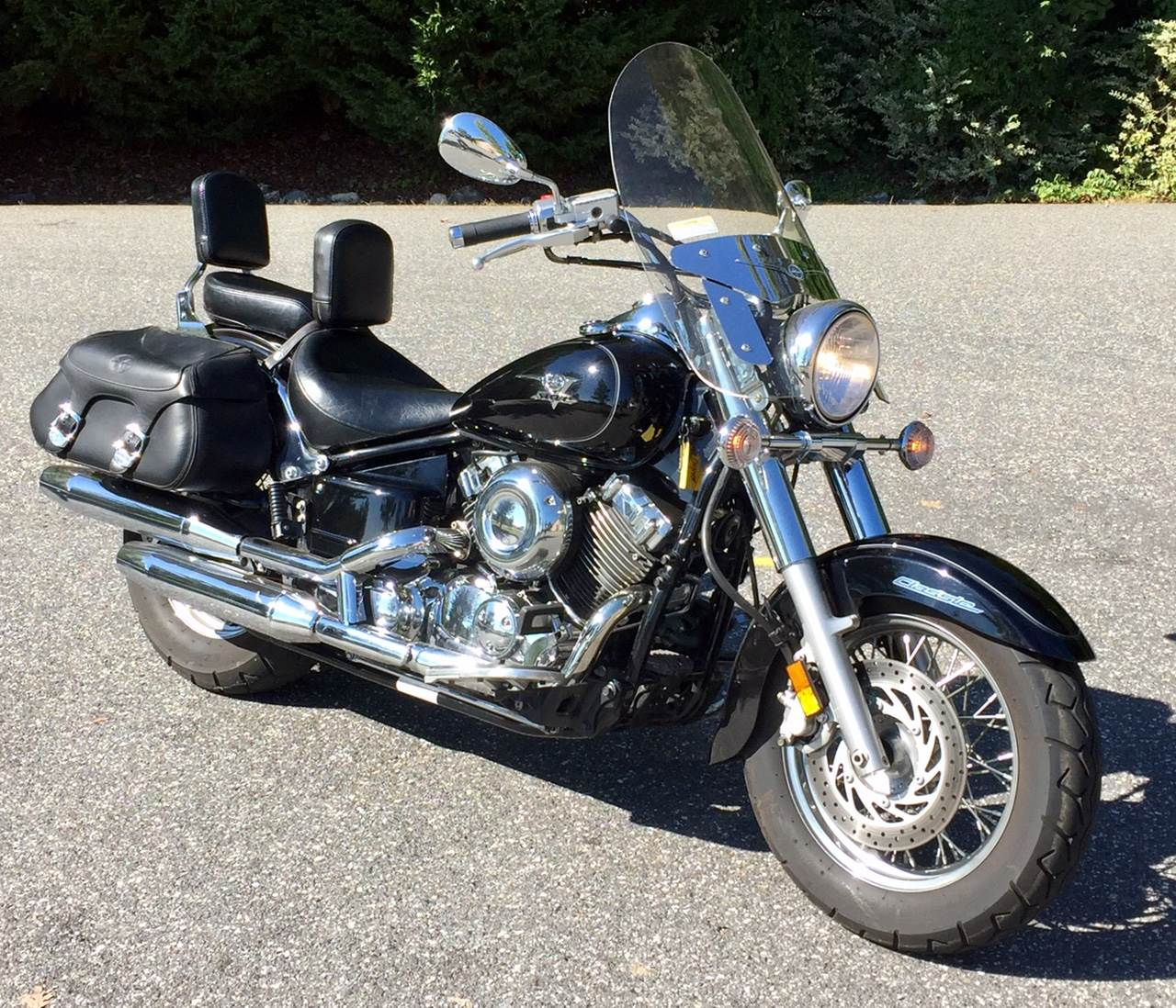 used 2007 yamaha v star 650 motorcycles in lowell nc stock number n a. Black Bedroom Furniture Sets. Home Design Ideas