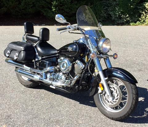 2007 Yamaha V Star 650 in Lowell, North Carolina