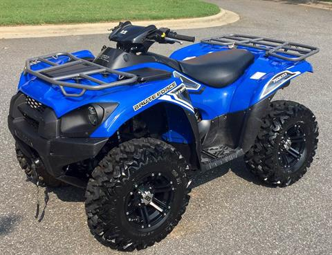 2014 Kawasaki Brute Force® 750 4x4i EPS in Lowell, North Carolina