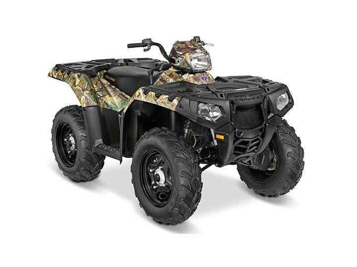 2016 Polaris Sportsman 850 Camo in Lowell, North Carolina