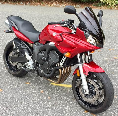 2006 Yamaha FZ6 in Lowell, North Carolina