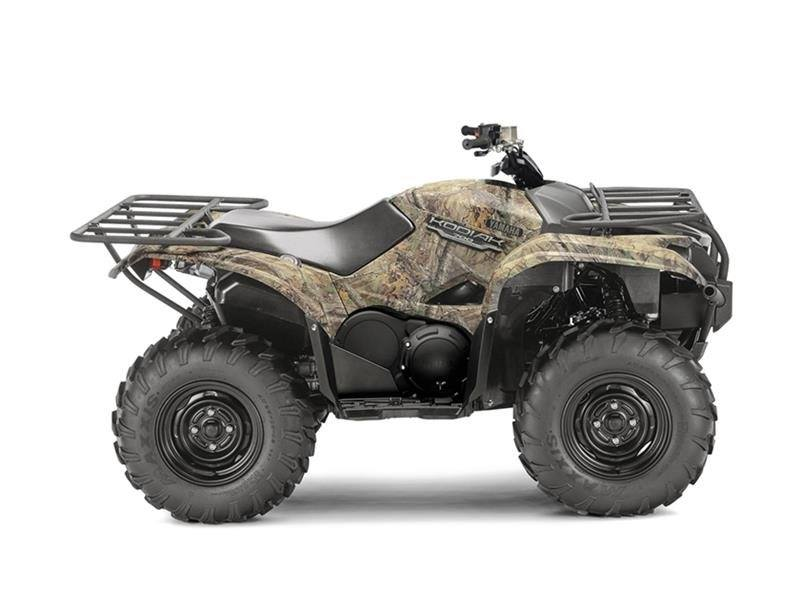 2016 Yamaha Kodiak 700 Camo in Lowell, North Carolina