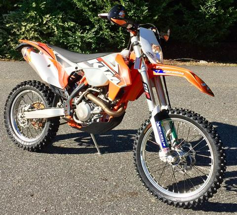 2015 KTM 500 EXC in Lowell, North Carolina