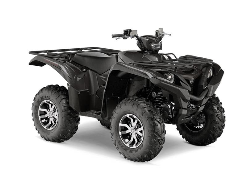 2016 Yamaha Grizzly EPS SE in Lowell, North Carolina