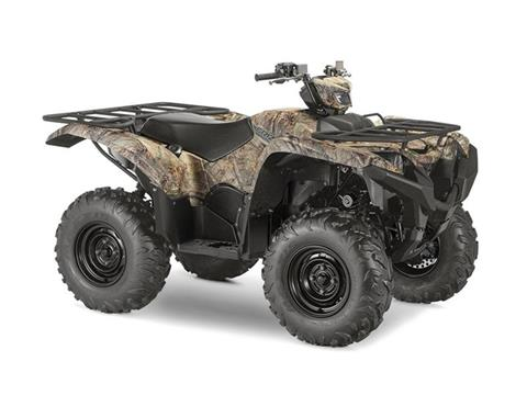 2016 Yamaha Grizzly EPS Camo in Lowell, North Carolina