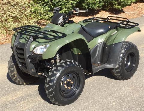 2013 Honda FourTrax® Rancher® ES in Lowell, North Carolina