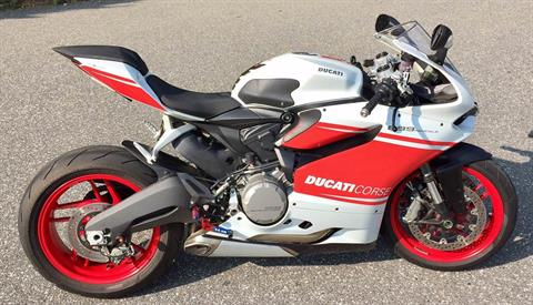 2015 Ducati 899 Panigale in Lowell, North Carolina