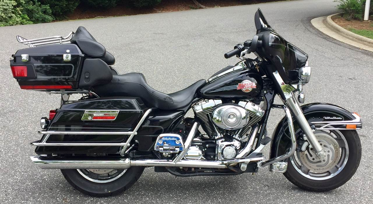 2006 Harley-Davidson Ultra Classic® Electra Glide® in Lowell, North Carolina