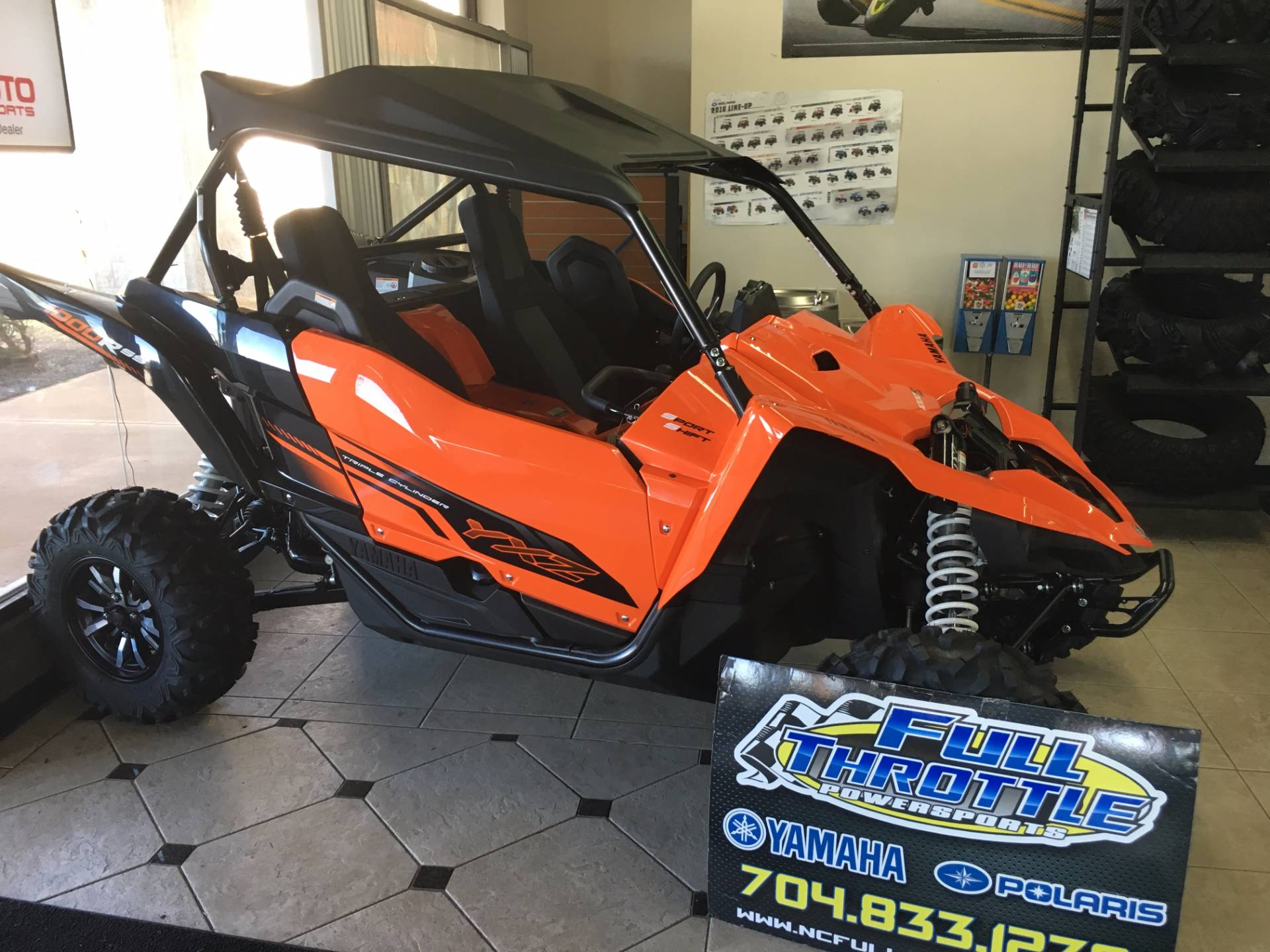 2017 Yamaha YXZ1000R SS 1