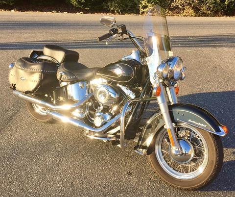 2009 Harley-Davidson Heritage Softail® Classic in Lowell, North Carolina