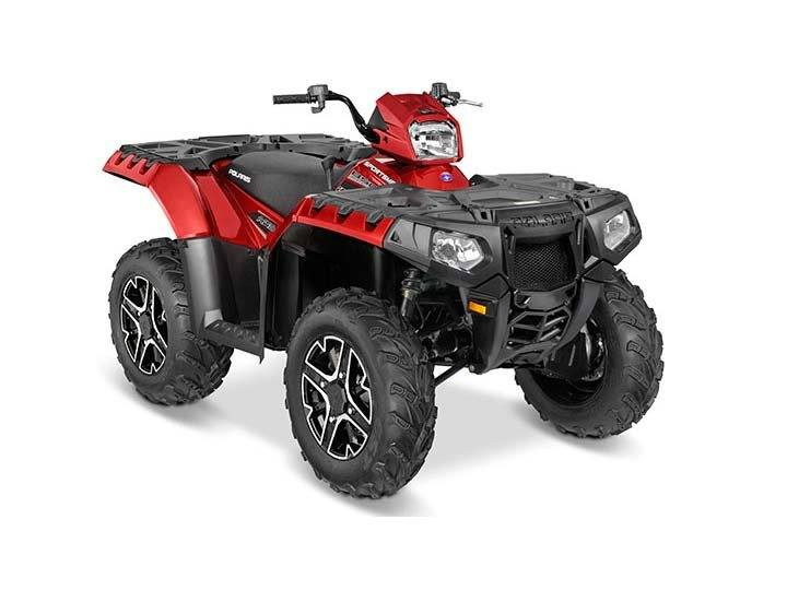 2016 Polaris Sportsman 850 SP in Lowell, North Carolina