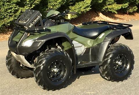 2015 Honda FourTrax® Rincon® 4x4 in Lowell, North Carolina