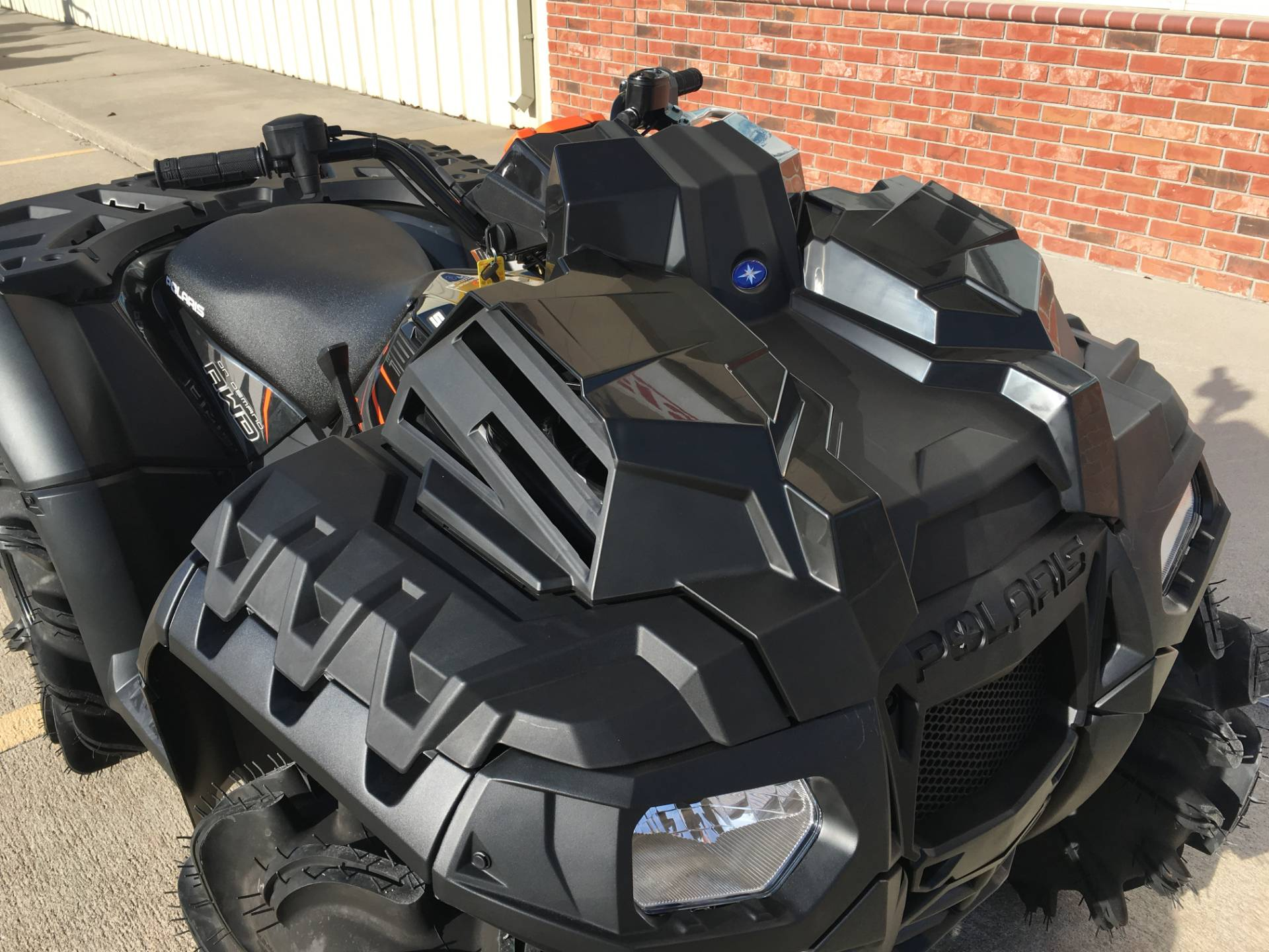 2019 Polaris Sportsman 850 High Lifter Edition in Omaha, Nebraska - Photo 2