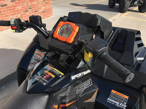 2019 Polaris Sportsman 850 High Lifter Edition in Omaha, Nebraska - Photo 4