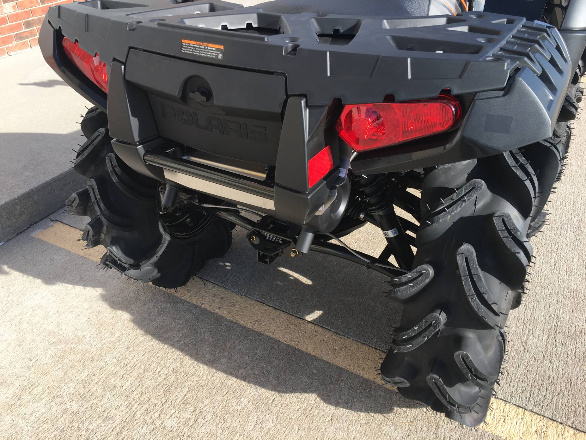 2019 Polaris Sportsman 850 High Lifter Edition in Omaha, Nebraska - Photo 5
