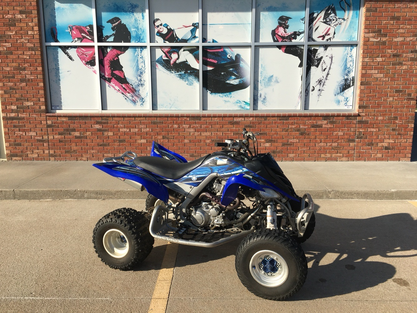 2011 Yamaha Raptor 700R for sale 199903