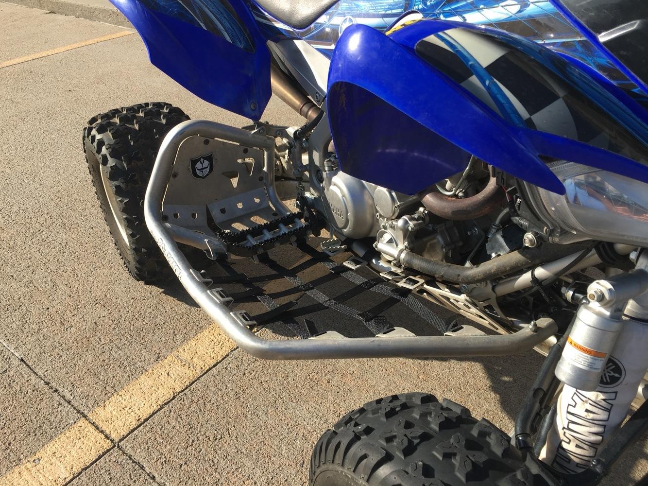2011 Yamaha Raptor 700R 2