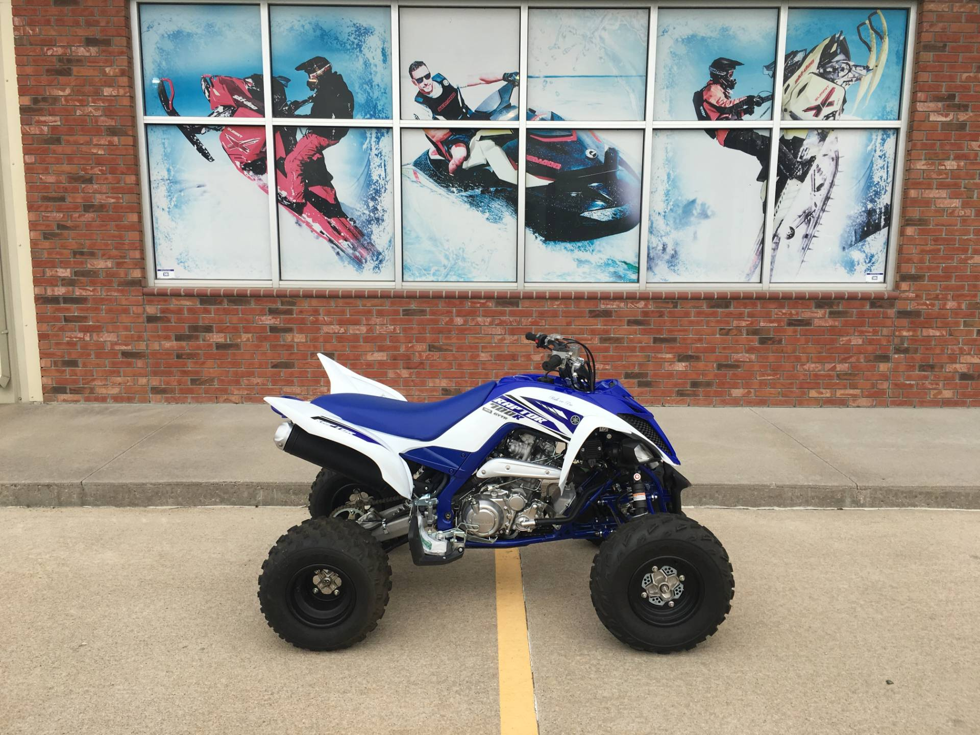 2017 Yamaha Raptor 700R in Omaha, Nebraska
