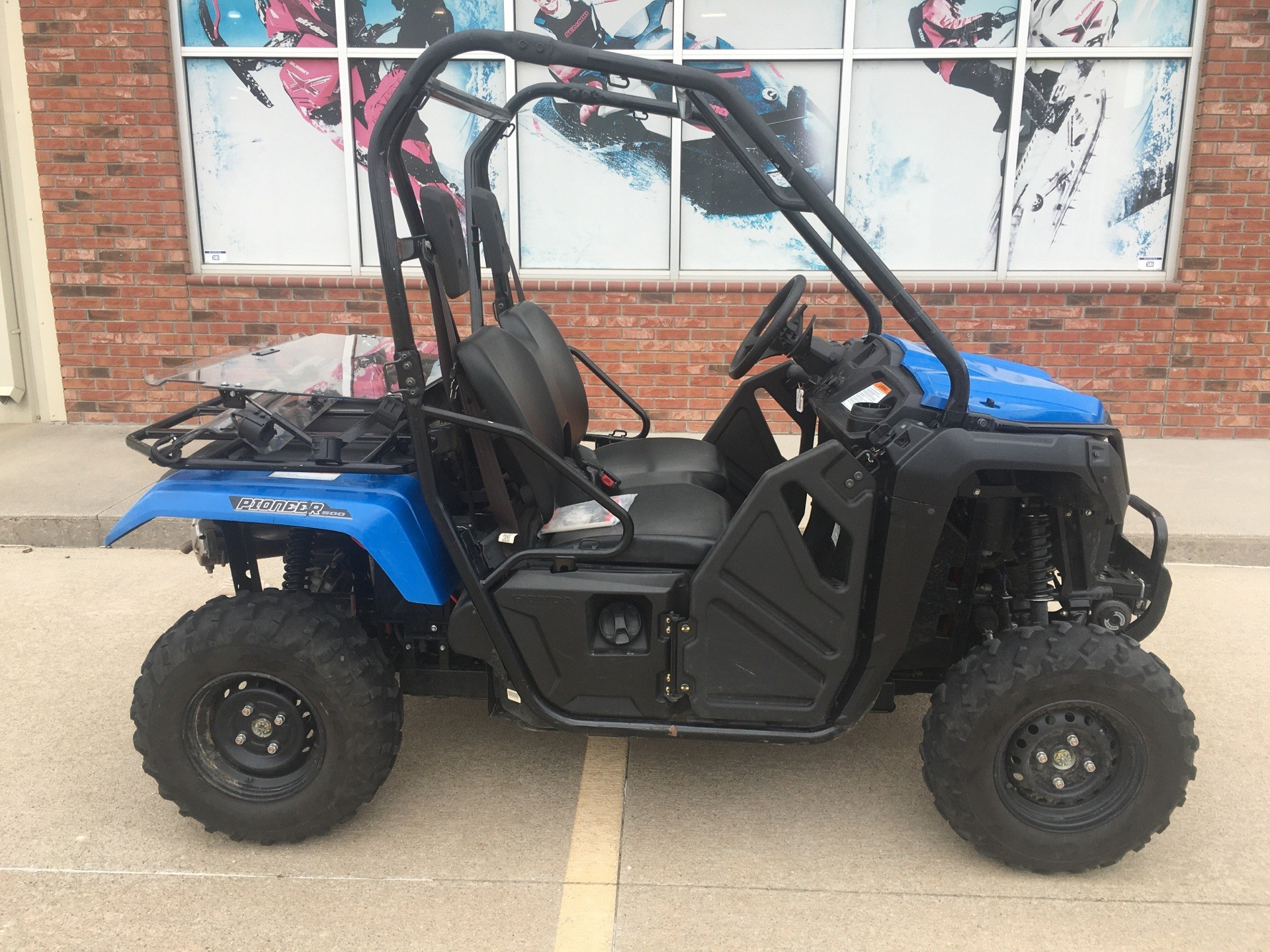 2016 Honda Pioneer 500 in Omaha, Nebraska - Photo 1