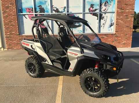 2017 Can-Am Commander XT 800R in Omaha, Nebraska