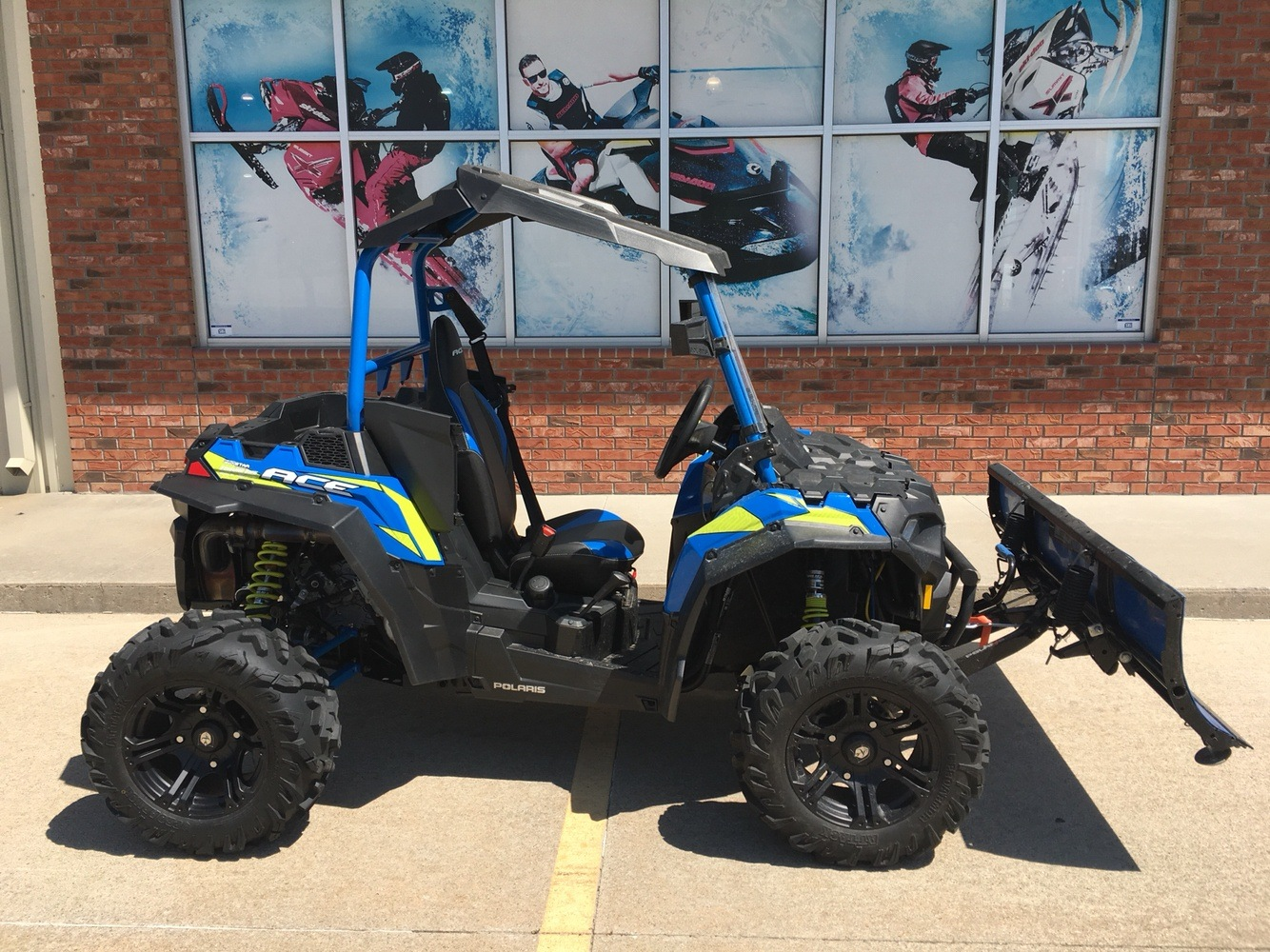 2018 Polaris Ace 900 XC in Omaha, Nebraska - Photo 1