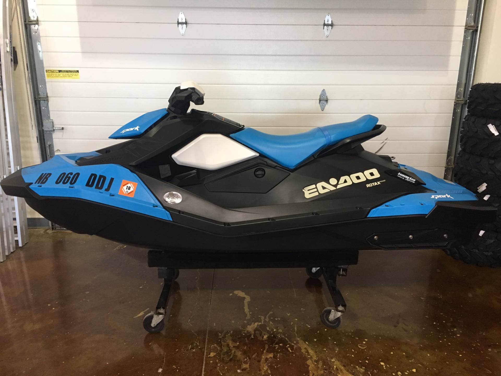 2016 Sea-Doo Spark 2up 900 H.O. ACE in Omaha, Nebraska