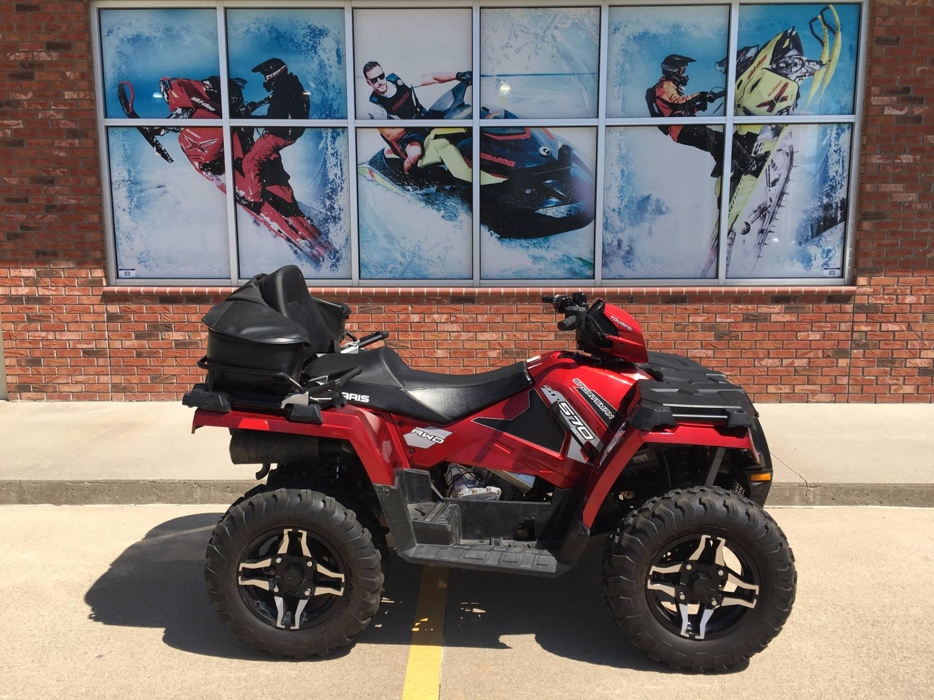 2015 Polaris Sportsman Touring 570 SP for sale 50287