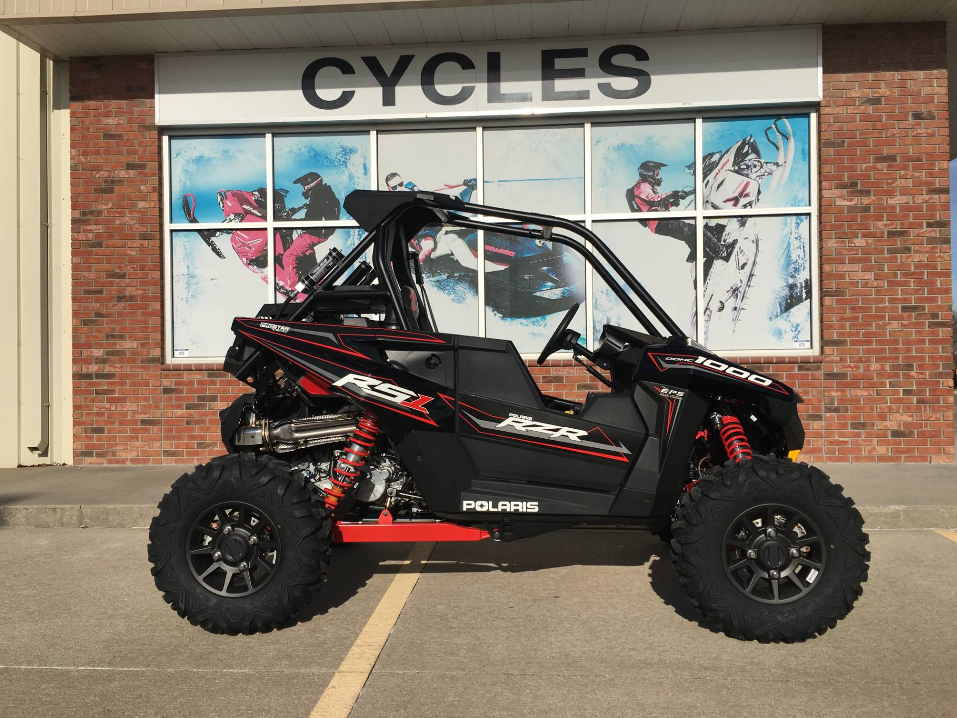 2019 Polaris RZR RS1 in Omaha, Nebraska - Photo 1